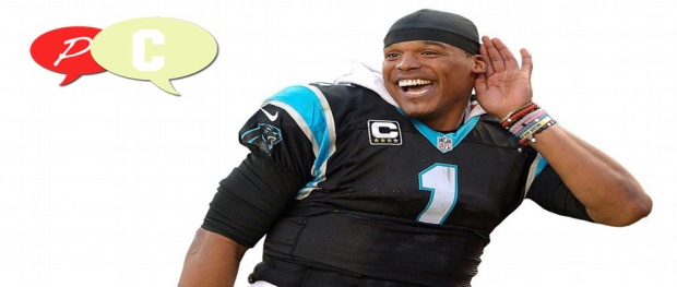 """Cam Newton and """"THEY"""""""